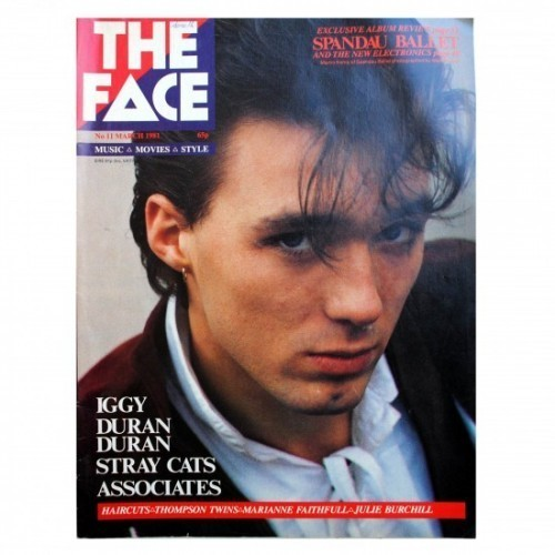 The Face Issue 11. March 1981